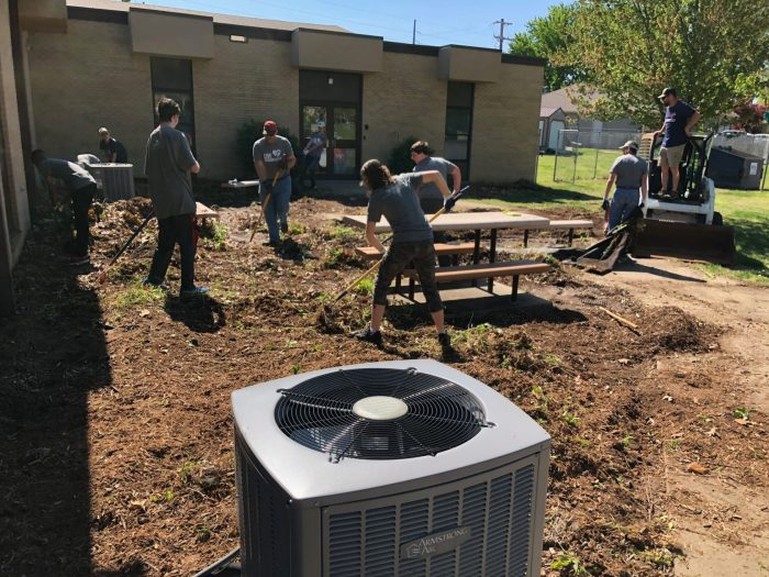 Memorial Garden Youth Project 24