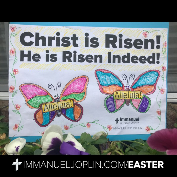 Easter at Immanuel 28