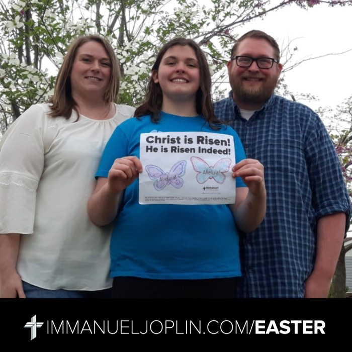 Easter at Immanuel 45