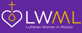 LWML. Lutheran Women in Mission. Lutheran Women's Missionary League.
