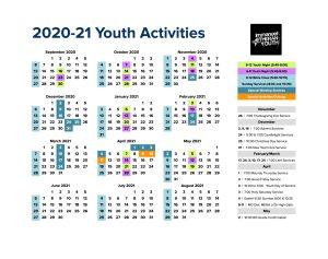 Immanuel Joplin Youth Calendar 2020