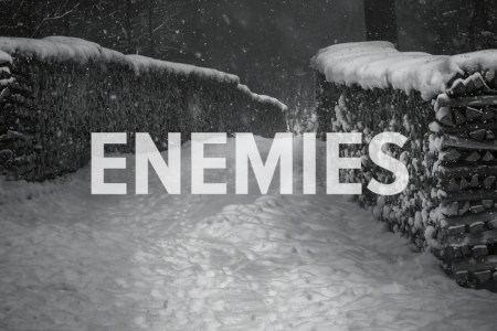 Enemies. God With Us December 16 Advent Devotion. Immanuel Lutheran Church LCMS. Joplin Missouri.