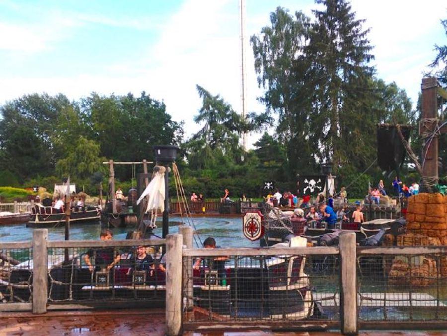Heide Park Piratenbucht