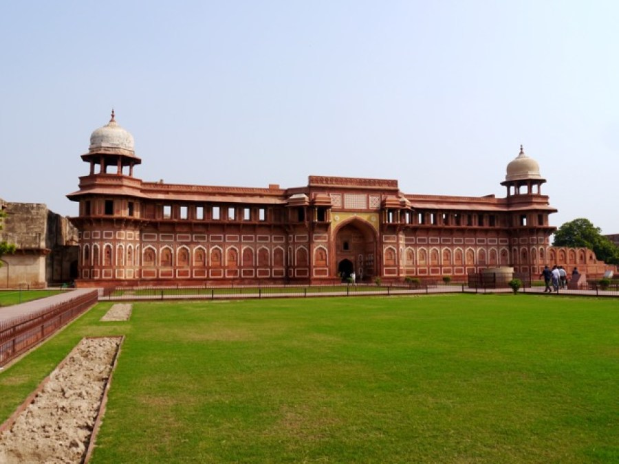 Rotes Fort Agra - 2