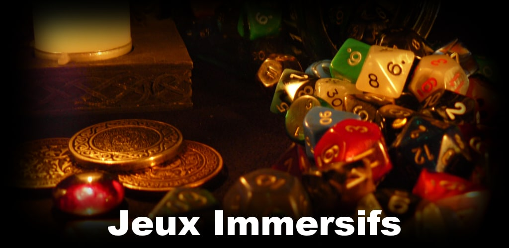 Animations - Jeux Immersifs