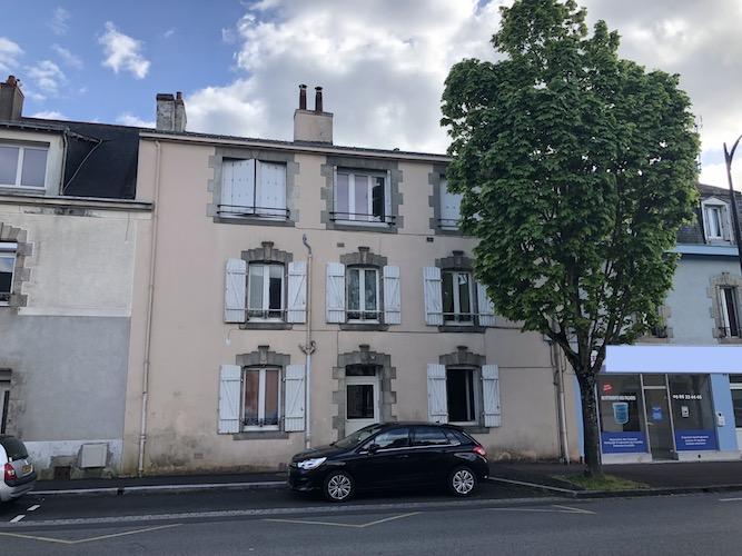 Immeuble de rendement, immeuble, rapport, Lorient, Keryado, investissement, immobilier, Imm'Horizon Finances