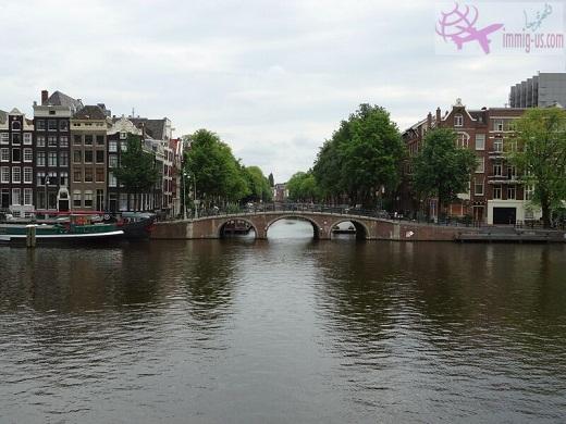 الهجرة إلى هولندا