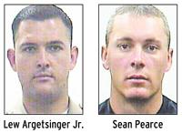 Deputies Argetsinger and Pearce
