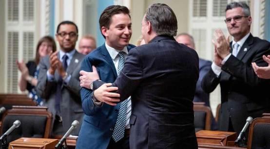 Adoption de la loi sur la laïcité Québec