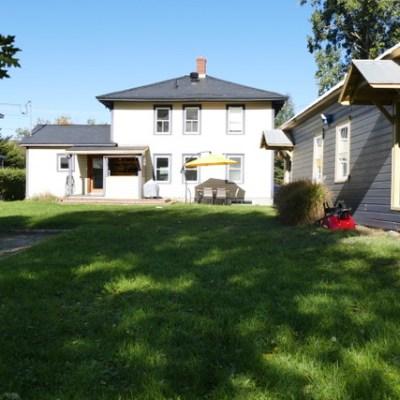 Superbe maison familiale ancestrale au pied des Appalaches