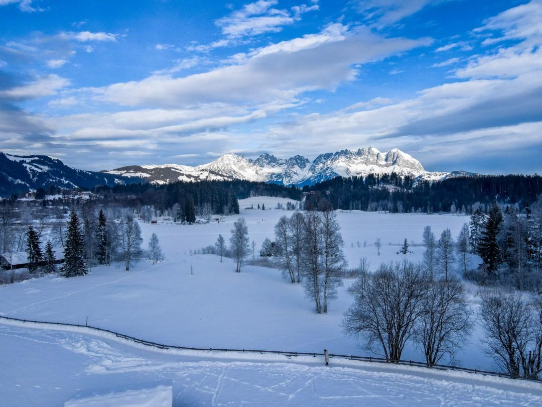 Schwarzsee Kitzbühel Winter