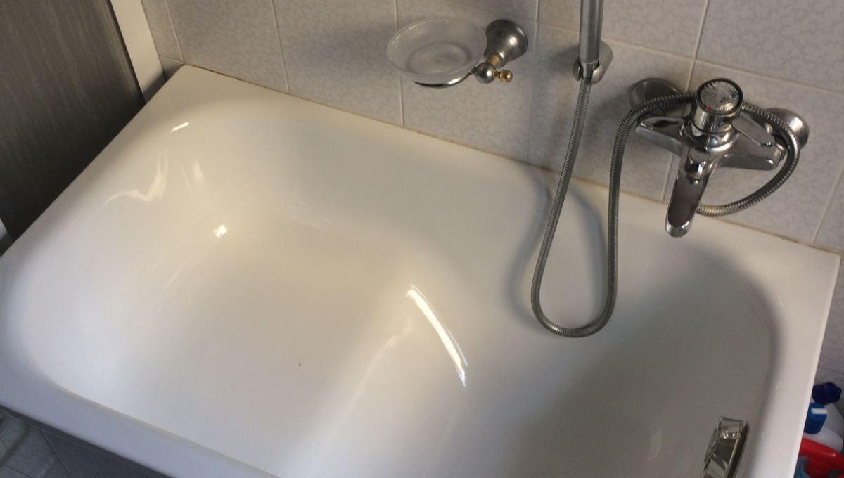 vasca in bagno