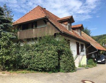 ++VERKAUFT++  Charmantes Einfamilienhaus in Wies (Kleines Wiesental), 79692 Wies (Kleines Wiesental), Einfamilienhaus