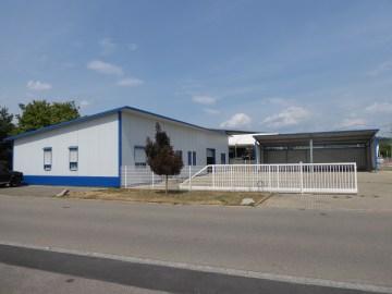 ++VERKAUFT++  Gewerbeimmobilie (Büro-Produktion-Werkstatt-Lager) in Eimeldingen, 79591 Eimeldingen, Werkstatt