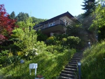 ++VERKAUFT++  Charakterhaus in exponierter Lage. 9 Zimmer Wohngenuss., 79585 Steinen / Hofen, Zweifamilienhaus