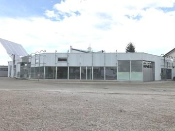 Vermietung von Büro- Produktions-und Lagergebäude in Schopfheim, 79650 Schopfheim, Industriehalle