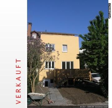 ++VERKAUFT++  Reihen-Eckhaus (5 Sterne-Köchlinhaus) in Lörrach im neuen Gewand, 79539 Lörrach, Reiheneckhaus
