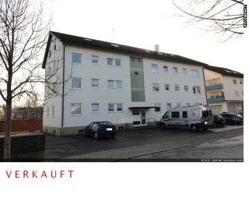 ++VERKAUFT ++ Klasse 1-Zi.-Appartement, Klasse Kapitalanlage! 1. OG in LÖ-Hauingen, 79541 Lörrach (Hauingen), Etagenwohnung