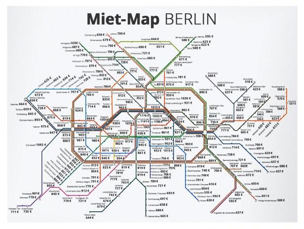 Miet-Map Berlin