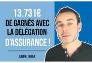 délégation d'assurance