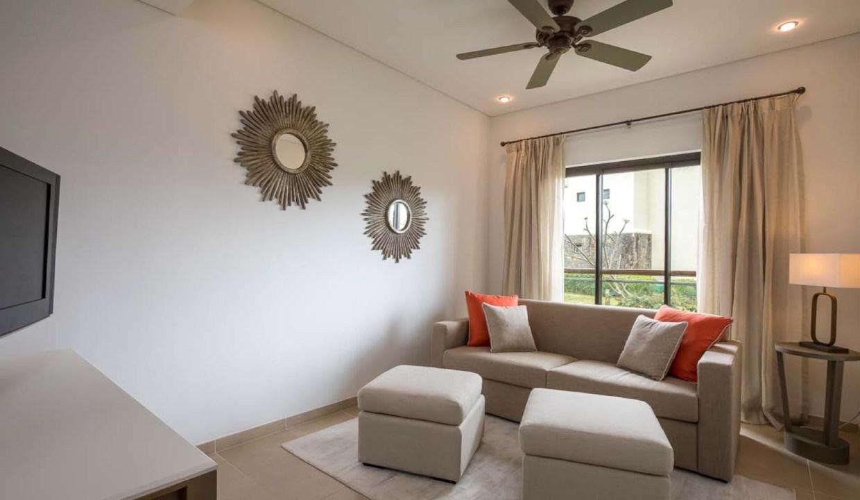 Appartement de 211m2 dans un style contemporain face au Golf et l'Océan1