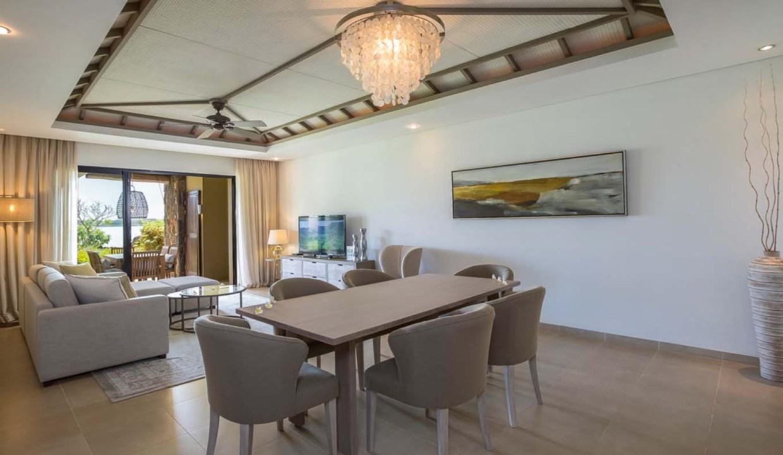 Appartement de 211m2 dans un style contemporain face au Golf et l'Océan3