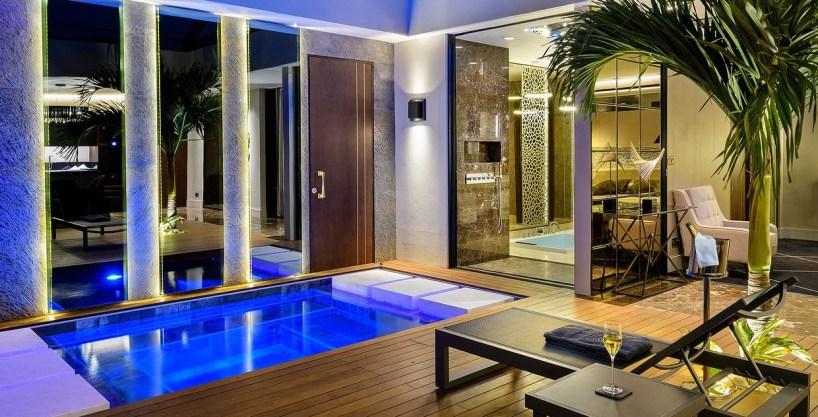Niché en plein cœur de l'Océan Indien, projet immobilier de luxe
