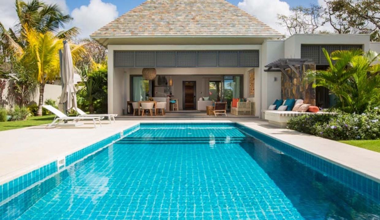 Villa IRS chic de plain-pied avec 3 chambres | Île Maurice13