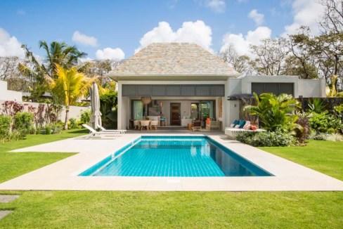 Villa IRS chic de plain-pied avec 3 chambres | Île Maurice19