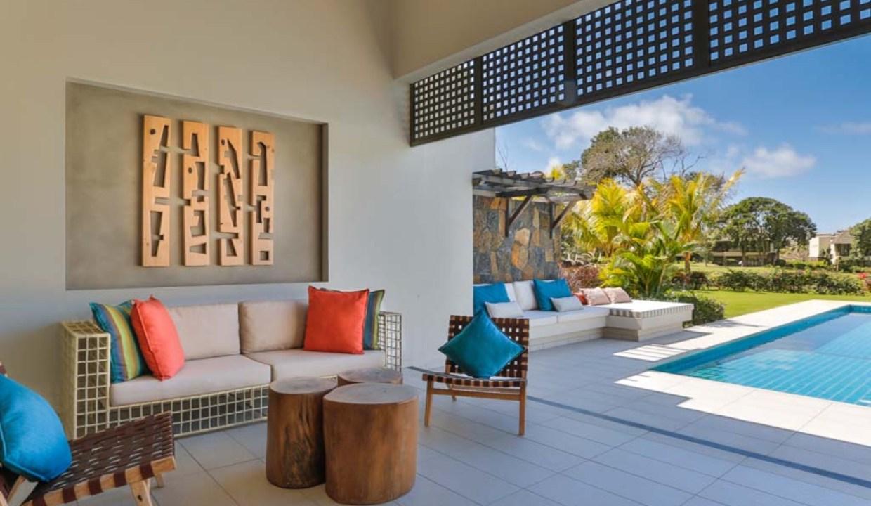 Villa IRS chic de plain-pied avec 3 chambres | Île Maurice20