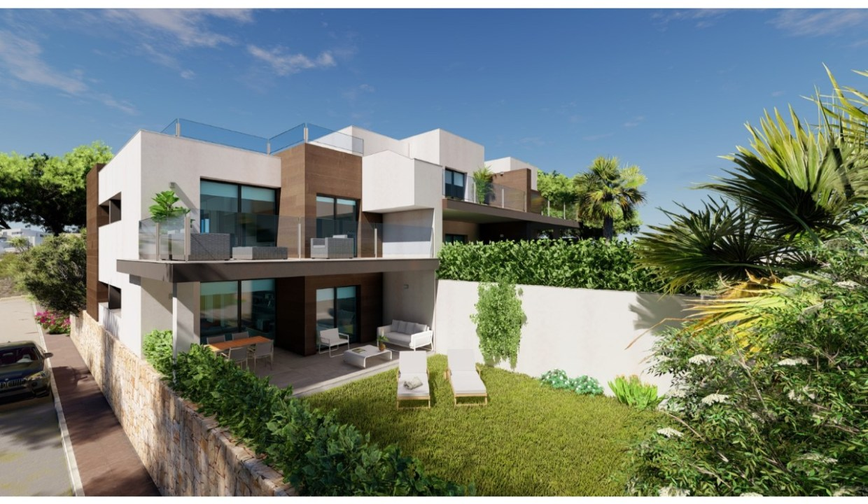 complexe appartements