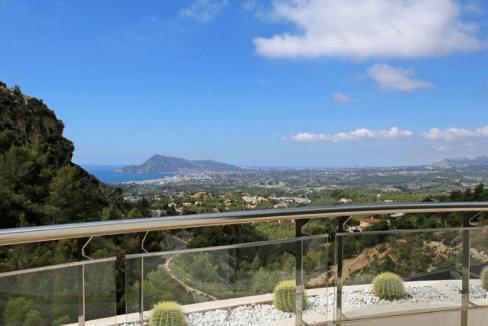 Maison de luxe de 3 chambres en vente Altea, Espagne