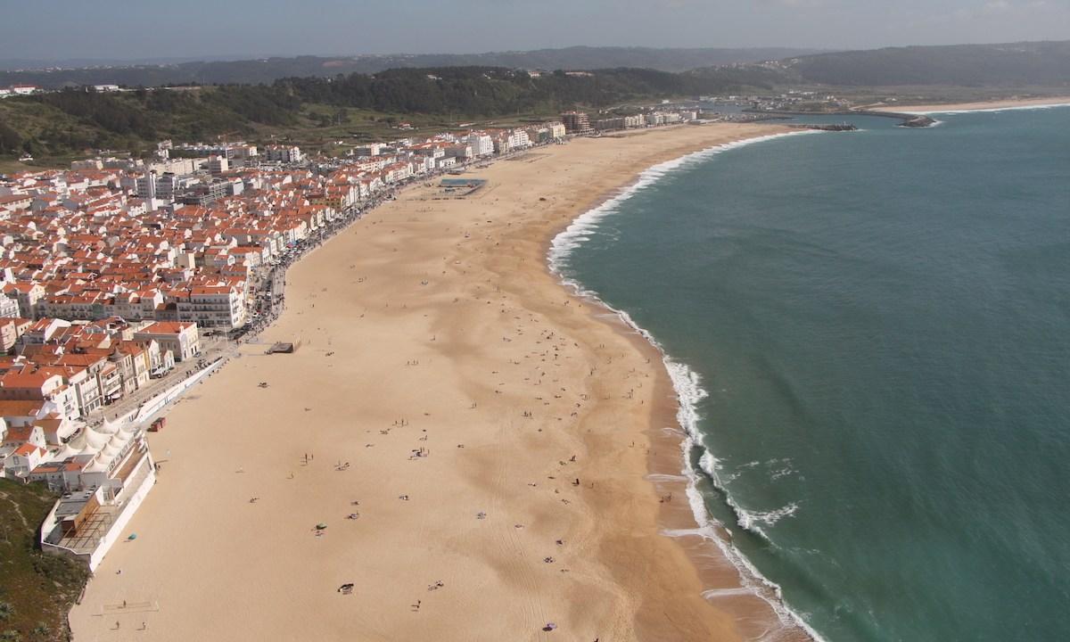 Portugal près de Nazaré et São Martinho do Porto5