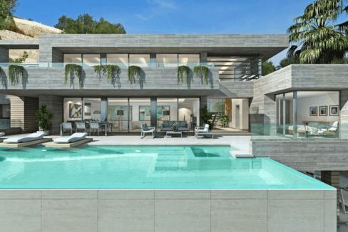 Villa de luxe de 4 chambres en vente Cumbre del Sol, Communauté Valencienne , Espagne