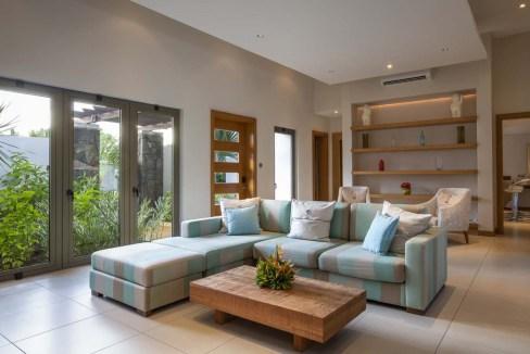 îArchitecture contemporaine villa au sein d'Anahita The Resort Île Maurice