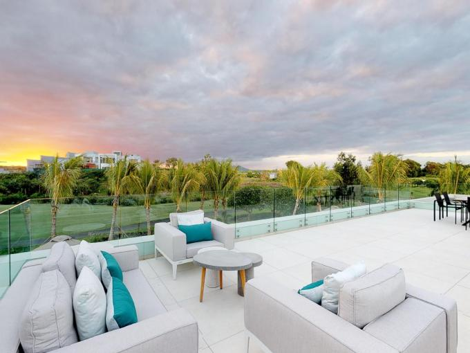Villa Horizon design moderne île Maurice
