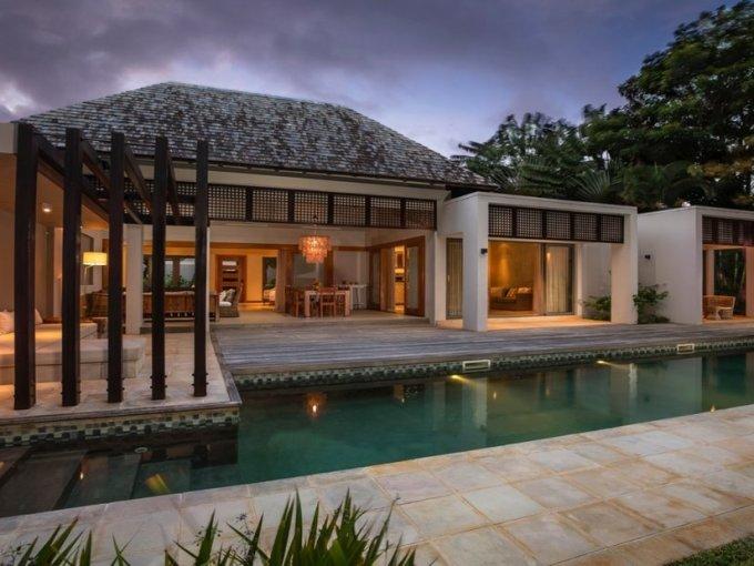 Villa contemporaine IRS 4 chambres à vendre