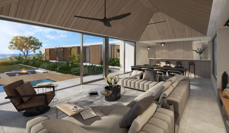 Lounge - Villa Glow