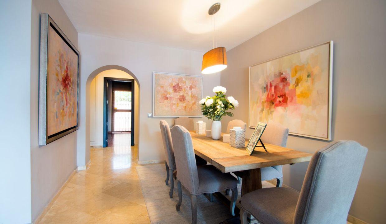 Appartement à vendre dans l'urbanisation Guadalmina Alta, Marbella1