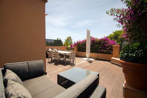 Appartement à vendre dans l'urbanisation Guadalmina Alta, Marbella14