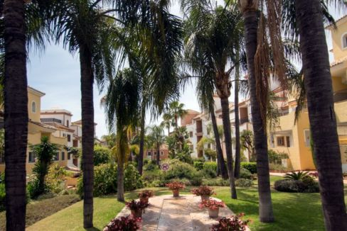 Appartement à vendre dans l'urbanisation Guadalmina Alta, Marbella19