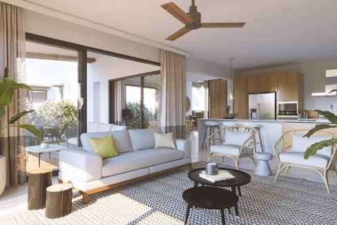 Ennéa Villa - Living-Room