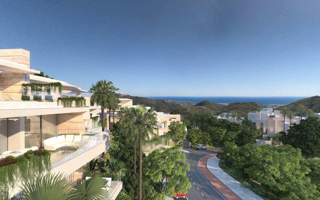 Penthouse à vendre à Ojen, Marbella1