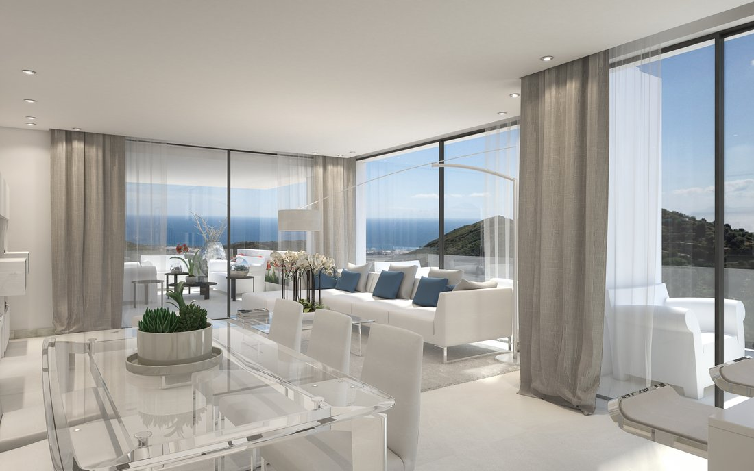 Penthouse à vendre à Ojen, Marbella10