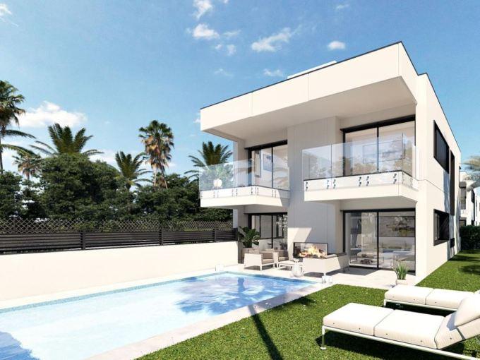 VILLAS DE LUXE NEUVES ET ÉLÉGANTES, PUERTO BANUS Maison, Acheter | Espagne, Marbella, Marbella Puerto Banus
