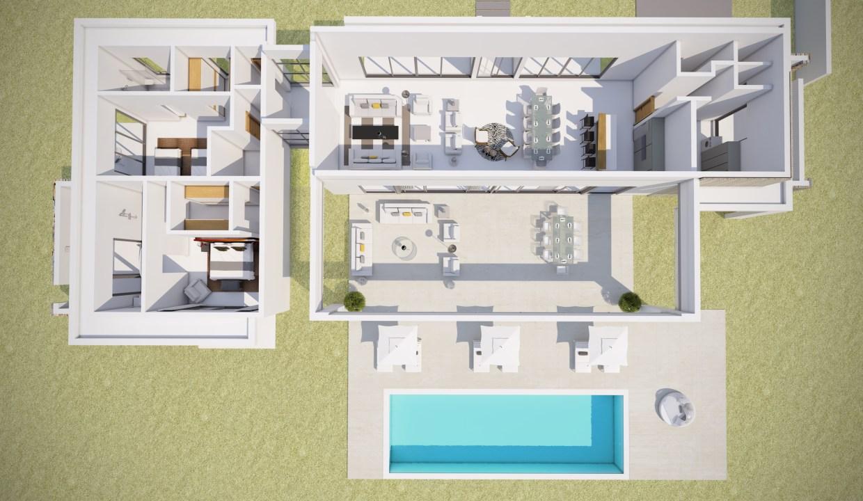 Villa Horizon - OPTION 2 - 2BD