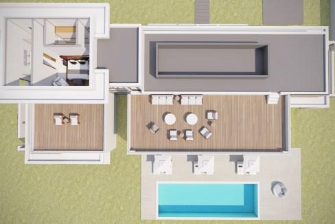Villa Horizon - OPTION 2 - 3BD