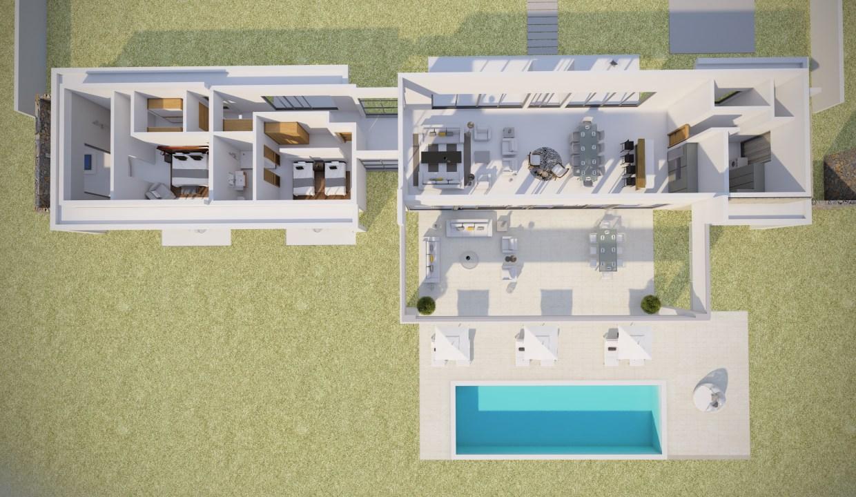 Villa Horizon - OPTION 3 - 2BD