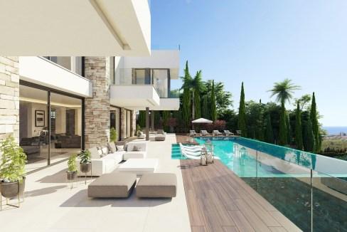 Villa en vente à Los Flamingos Golf, Benahavis3