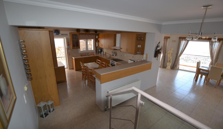 Vue panoramique sur la Méditerranée villa 4 chambres 220m2 licence EOT13